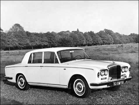 Bentley on Bentley T Saloon