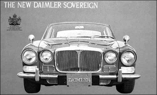 Jaguar Daimler DOUBLE SIX noir occasion à Gonesse (95 Val d'Oise)  n°2997512