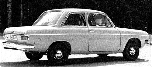 Audi 1969
