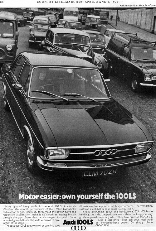 Audi 1970