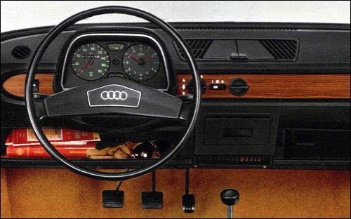 Audi 1975