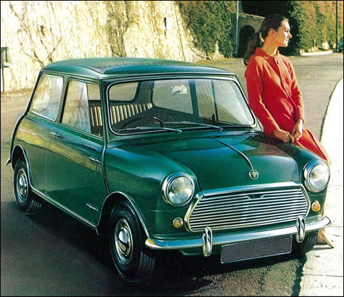 C293 Austin Morris 1800 et 2200 1969-1975 Paire Nouveau Moteur Steady Bar buissons