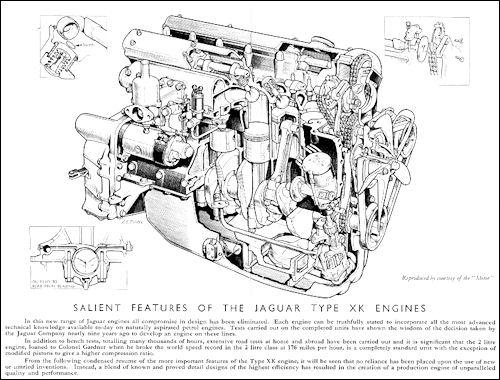 jaguar xk engine diagram