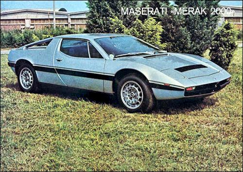 Maserati 1979
