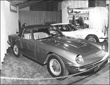Maserati 1967