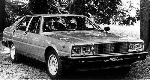 Maserati 1977