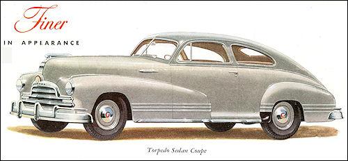 Pontiac 1947