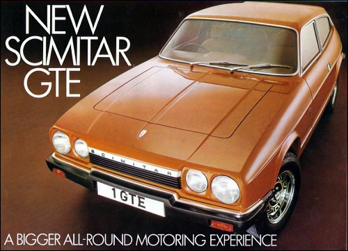 Reliant Scimitar GTC Gte 1973 To Mars 1976 Neuf Maître-cylindre d/'embrayage JN500A
