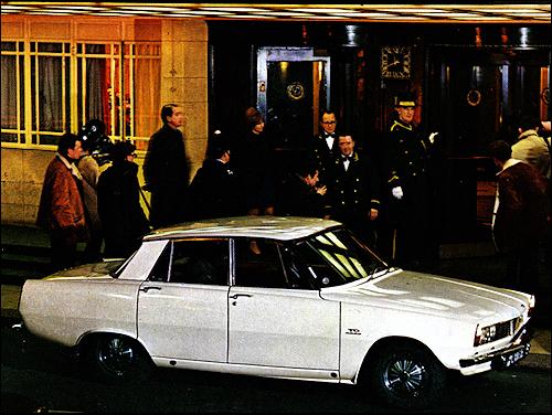 N°4553 catalogue  3.5 litres saloon et coupé ROVER 2000    1967