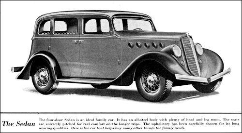 Willys Overland 1935