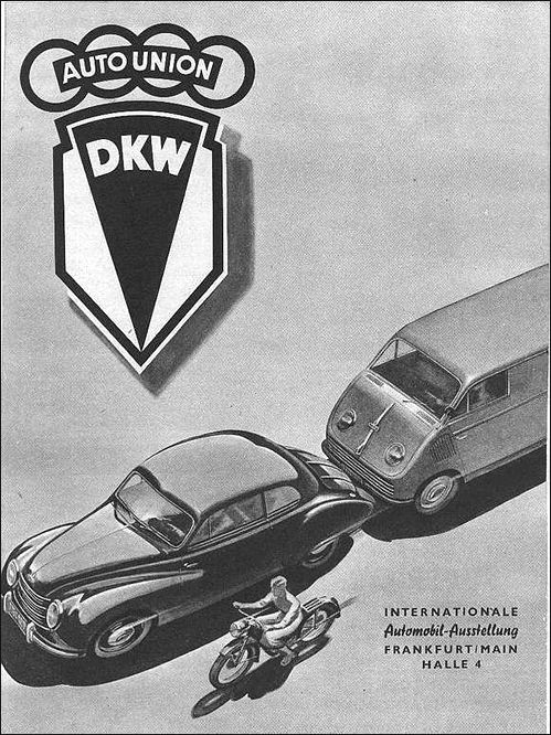 An early 1950's poster.
